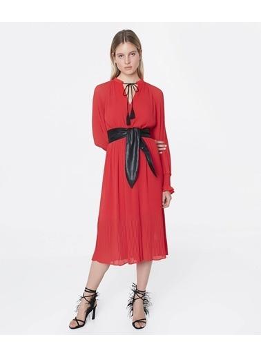 Ipekyol Elbise Kırmızı